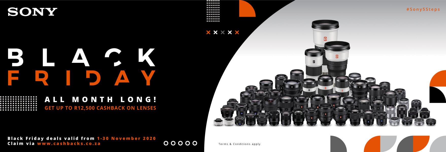 Photo Freedom-Sony Black Friday